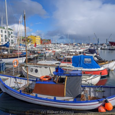 Färöer, Tórshavn (Foto: Rainer Skrovny / ARR Reisen)
