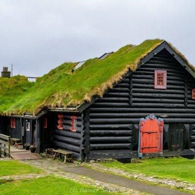 Färöer, Kirkjubøur (Foto: Rainer Skrovny / ARR Reisen)