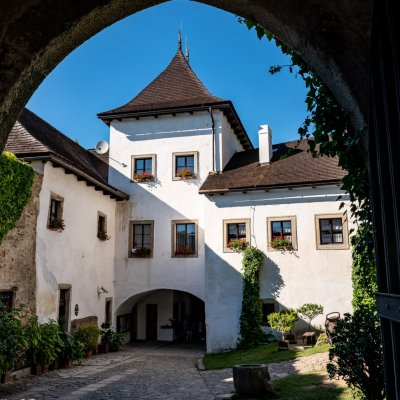 Tschechien, Burg Landstein (Foto: Rainer Skrovny, ARR Reisen)