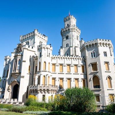 Tschechien, Schloss Hluboka (Foto: Rainer Skrovny, ARR Reisen)