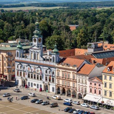 Tschechien, Budweis (Foto: Rainer Skrovny, ARR Reisen)