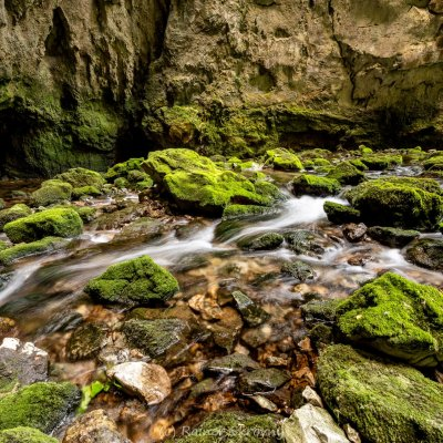 Slowenien, Höhle (Foto: Rainer Skrovny, ARR Reisen)