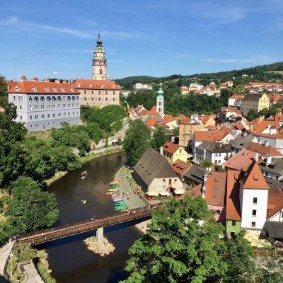 Tschechien, Český Krumlov (Foto: Elisabeth Samek)